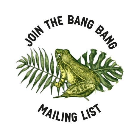 Join the Bang Bang Mailing List